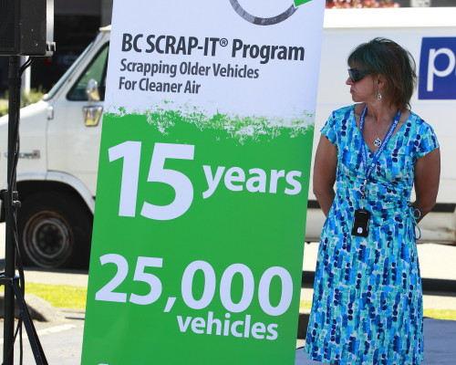 BC SCRAP-IT 15 YEAR EVENT