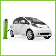 ELECTRIC VEHICLE USED $3,000