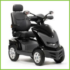 OPTION #4 - MOBILITY SCOOTER