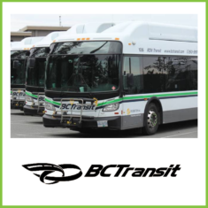 OPTION #3 - BC TRANSIT ECOPASS